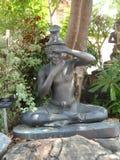 Centro de serviço de Wat Pho Thai Massage School foto de stock royalty free