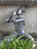 Centro de servicio de Wat Pho Thai Massage School imagen de archivo libre de regalías