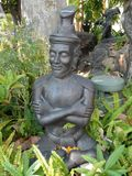Centro de servicio de Wat Pho Thai Massage School fotografía de archivo