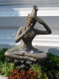 Centro de servicio de Wat Pho Thai Massage School foto de archivo libre de regalías
