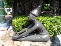 Centro de servicio de Wat Pho Thai Massage School fotografía de archivo libre de regalías