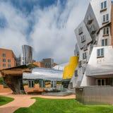 Centro de Stata no MIT Foto de Stock Royalty Free
