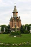Centro de Timisoara imágenes de archivo libres de regalías