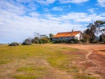 Centro de Vistor en Amelup Lily Dutch Windmill en Australia Fotografía de archivo libre de regalías