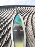 Centro de Westkowloon XiQu em Hong Kong imagens de stock
