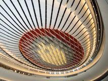 Centro de Westkowloon XiQu em Hong Kong imagens de stock royalty free