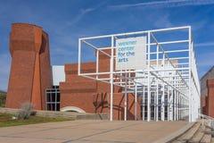 Centro de Wexner para los artes en la universidad estatal de Ohio imagen de archivo libre de regalías