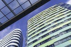Centro de WTC en los Países Bajos Imagenes de archivo