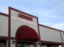Centro del abastecimiento y del evento Imagen de archivo libre de regalías