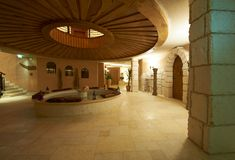 Centro del balneario grande hermoso Fotos de archivo