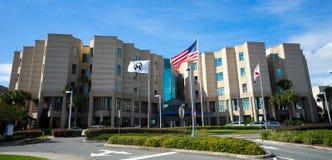Centro del cáncer de Moffitt foto de archivo