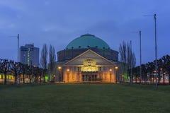 Centro del congreso de Hannover Imagen de archivo