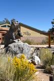 Centro del descubrimiento de Big Bear Fotos de archivo
