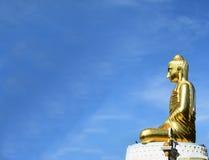 Centro del espiritual de Buda Imágenes de archivo libres de regalías