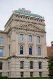 Centro del gobierno de Indiana Foto de archivo libre de regalías