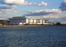 Centro del John F. Kennedy Immagini Stock
