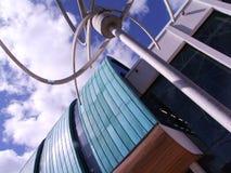 Centro del ocio Foto de archivo libre de regalías
