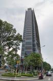 Centro del pullman en ciudad del minh de Ho Chi imagenes de archivo