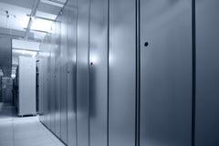 Centro del servidor de comunicación Fotografía de archivo libre de regalías