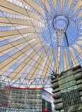 Centro del SONY, Berlino immagini stock