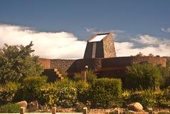 Centro del visitante Imagenes de archivo