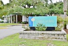 Centro del visitante de los E.E.U.U. del estado de Carolina del Sur fotos de archivo libres de regalías