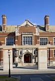Centro della città universitaria di Frist dell'Università di Princeton immagine stock libera da diritti