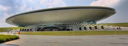 Centro della coltura dell'EXPO Fotografia Stock