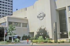Centro della metropolitana di Rockville, Rockville, Maryland Immagini Stock Libere da Diritti