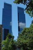 Centro della Time Warner Immagini Stock