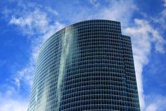 Centro di affari Immagine Stock Libera da Diritti
