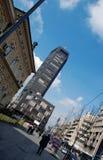 Centro di affari di Belgrado Fotografie Stock
