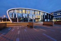 Centro di apprendimento in ospedale pubblico Immagini Stock