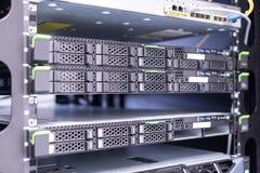 centro di archiviazione di dati immagine stock libera da diritti