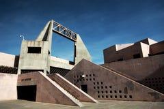 Centro di arti del Museo di Arte di ASU Fotografia Stock