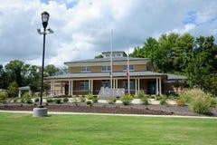 Centro di benvenuto dell'Arkansas, Helena Arkansas Immagine Stock