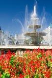 Centro di Bucarest immagini stock libere da diritti