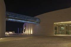 Centro di Champalimaud per lo sconosciuto fotografie stock libere da diritti