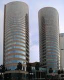 Centro di commercio mondiale Fotografie Stock Libere da Diritti