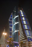 Centro di commercio mondiale, Bahrain Fotografia Stock