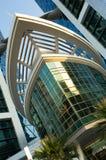 Centro di commercio mondiale della Bahrain Immagine Stock