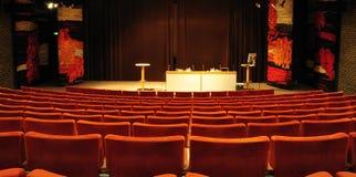Centro di congresso Fotografie Stock