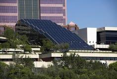 Centro di congresso di Edmonton   immagine stock