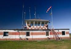 Centro di controllo di volo Fotografie Stock