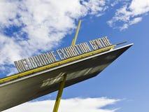 Centro di convenzione di Melbourne Immagine Stock Libera da Diritti