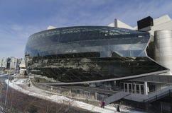 Centro di convenzione di Ottawa Fotografia Stock Libera da Diritti