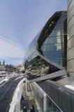 Centro di convenzione di Ottawa e Winterlude Fotografia Stock