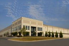 Centro di distribuzione fotografia stock