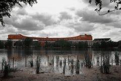 Centro di documentazione Fotografie Stock Libere da Diritti