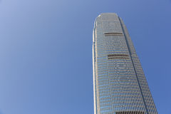 Centro di finanza internazionale Immagini Stock Libere da Diritti